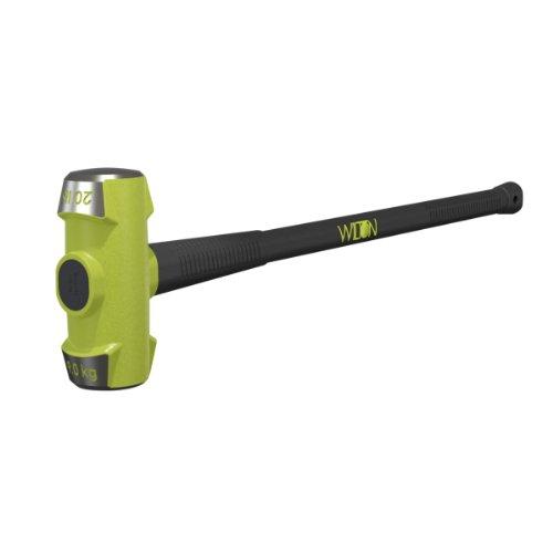 und Kopf, 91,4cm Bash Vorschlaghammer (Wilton Werkzeuge)