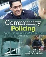 Community Policing: Partnerships for Problem Solving 6th (sixth) edition
