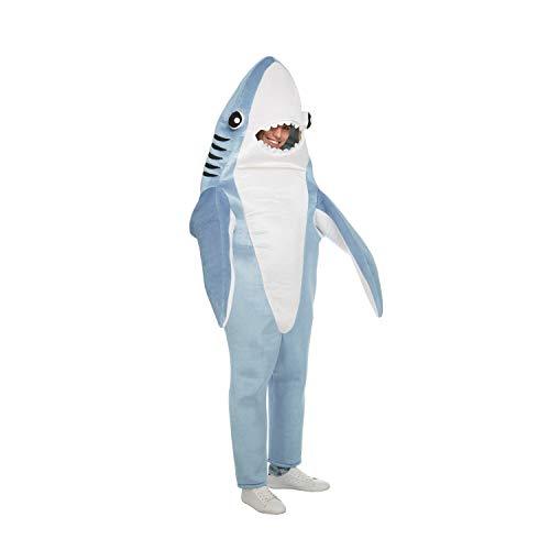 My Other Me-costume da squalo Unisex, M-L (Viving Costumes 204209)