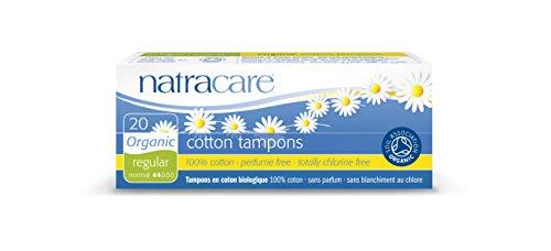 Natracare Orgánica Todos algodón non-applicator
