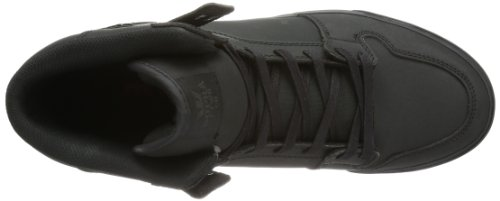 Supra Vaider, Sneakers Hautes Mixte adulte Noir (black / Black   Rcs)