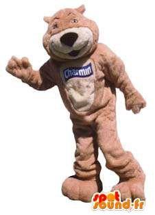 traje-de-la-mascota-spotsound-amazon-papel-higienico-charmin-oso-personalizable