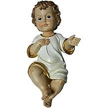895728b1b33 L ANGOLO BARLETTA Figura de Niño Jesús para belén ...