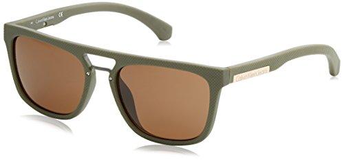 Winx Club Herren Wayfarer Eye Sonnenbrille, Green, 55