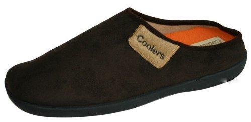 Coolers Chaussons pour homme avec semelle à mémoire de forme Tailles 41-46