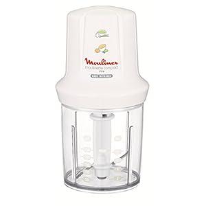 Moulinex DJ3001 Moulinette Compact, 270 W, plastica, Bianco 4 spesavip