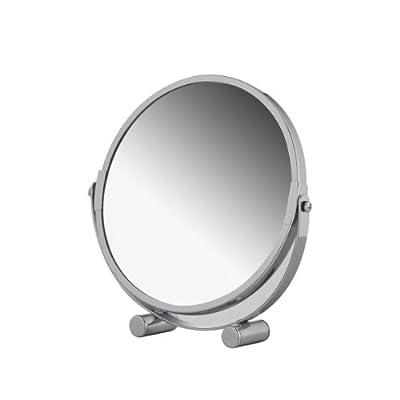 Axentia Bad 282800 Vergröߟerungs-Standspiegel, verchromt, rund 17 cm ø, 3-fache Vergröߟerung von Testrut GmbH bei Spiegel Online Shop