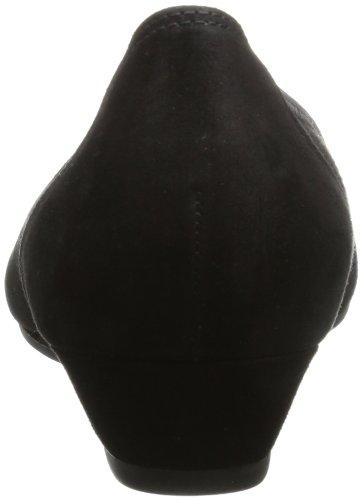Gabor - Ballerine per donna Nero (Schwarz (schwarz))