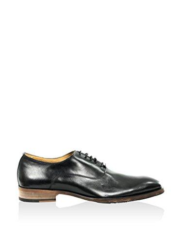 CESARE CONTI , Chaussures de ville à lacets pour homme Noir