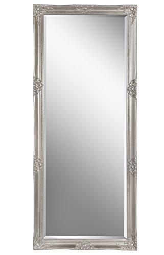 B.U.S. Wohnstyle GmbH Wandspiegel Spiegel silber Barock SHAILENE 170 x 70 cm