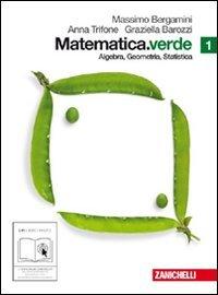 Matematica.verde. Algebra. Geometria. Statistica. Per le Scuole superiori. Con espansione online: 1