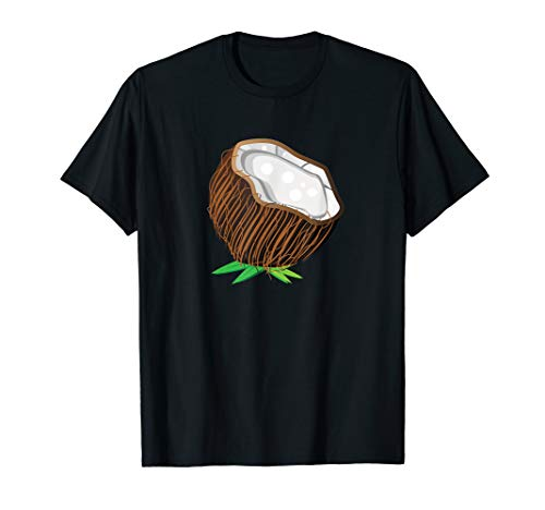 Nuts-erwachsenen T-shirt (Cooles Kokosnuss-Design Tolles Kokosnuss Geschenk T-Shirt)