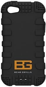 Bear Grylls iPhone 5 Schutzhülle Action Case 5,5S, Jet Black, 4160
