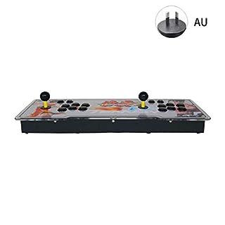LiuXi Classic Arcade Game Schlüssel Pandora 7 Box Retro Arcade Console mit Arcade Joystick 1080P Maschine Set Arcade für Männer Einheitsgröße A