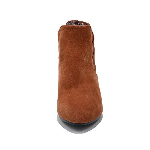 best sneakers e9b16 f1346 An Andku01869 - Sandales Compensées Jaunes Pour Femmes ...