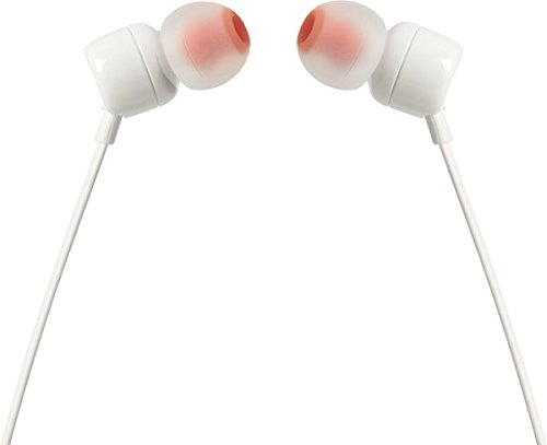 JBL T110 In-ear White