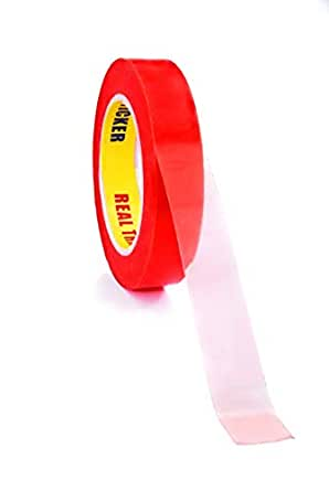 wonder 20 mm strong acrylic adhesive clear double sided tape heat resistant double-sided transparent clear adhesive tape 25 mts