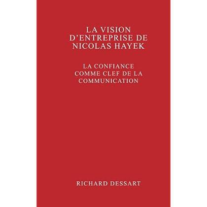 La vision d'entreprise de Nicolas Hayek