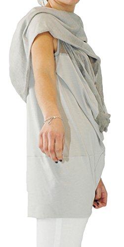 D-ROSS Damen T-Shirt Beige (Sabbia)