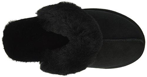 Tamaris 27300, Chaussons Mules Femme Noir (Black 001)