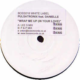 Wrap Me Up [Vinyl Single]