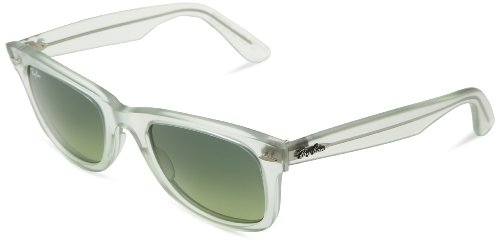Ray-Ban Ray-Ban Unisex-Erwachsene 2140 Sonnenbrille, Schwarz (Negro), 50