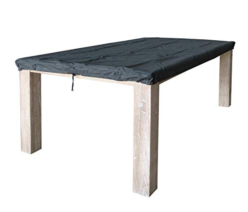 QUICK STAR Housse de Protection imperméable pour Table 200 x 100 cm
