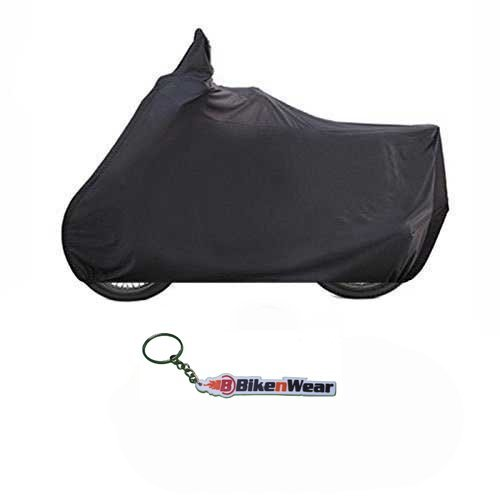 bikenwear bkeblk2 bike cover with key ring for royal enfield (black) BikenWear BKEBLK2 Bike Cover with Key Ring for Royal Enfield (Black) 31pRjf1qJaL
