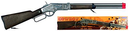 Jouet enfant - Fusil à pétards de Cow-boy dimension : 84 cm