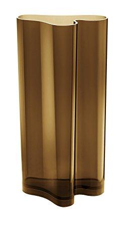Guzzini vaso da arredo portaombrelli nuvola home, marrone, 32 x 24.7 x h60 cm