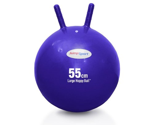JumpSport 55-cm Big Blue Hoppy Ball
