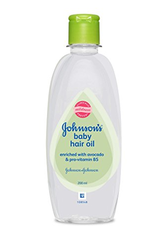 Johnson's Baby Hair Oil (200ml)
