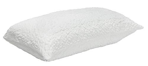 Pikolin Home - Funda de almohada bielástica, antiácaros, transpirable, 40x90cm Todas las medidas