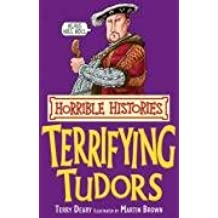 Terryfing Tudors (Horrible Histories)