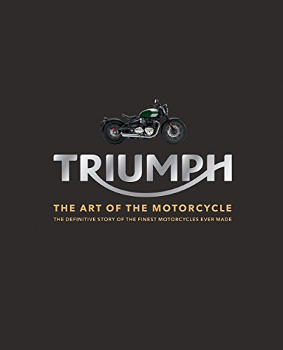 Triumph: The Art of the Motorcycle por Zef Enault
