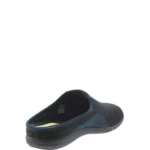 Grunland B2GAFO CI0963 Slipper Homme blue