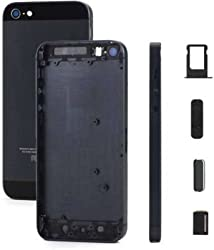 Big Square Middle Housing Back Panel Frame for IPhone 5G Space Gray