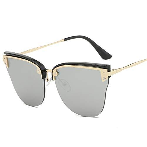 Lightpurple Cat Eye Sonnenbrille für männer Frauen Radfahren Laufen Fahren Angeln Golf Baseball Sonnenbrille Nicht polarisierte Sonnenbrille für männer (Color : B)