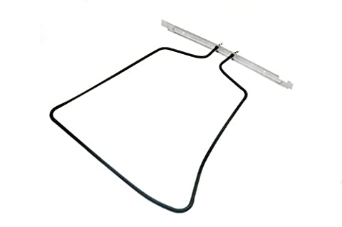 Ikea Whirlpool Oven Base Oven Heater Element. Equivalent to part number 481925928847