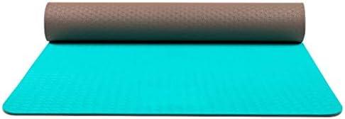 AJZGF Tappetino per per per Il Fitness esteso da 6 mm con Tappetino Yoga Ecologico Antiscivolo 183  71  0,6 cm Ecologico Tappetino da Danza (Coloreee   B) B07P3J1DWB Parent   Prima classe nella sua classe    Vinci molto apprezzato    Per La Vostra Selezione    cb5b3f
