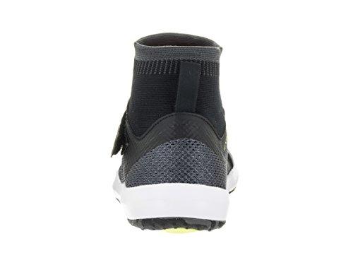 Nike  852926-001, Chaussures de sport homme Noir (Noir / Blanc-Gris Foncé-Volt)