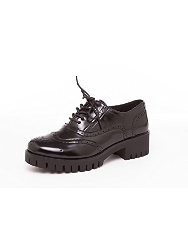 queen-sophie-black-39-black-scarpe-stringate-basse-in-eco-pelle-martina-gabriele-shoes
