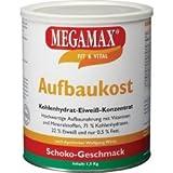 MEGAMAX Aufbaukost Schoko Pu 1.5 kg Pulver
