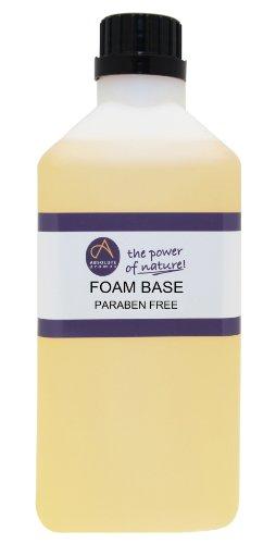 Absolute aromas foam base parabens free 1litro