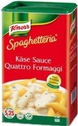 Knorr Käse Sauce Quattro Formaggi 1 kg, 1er Pack (1 x 1 kg)