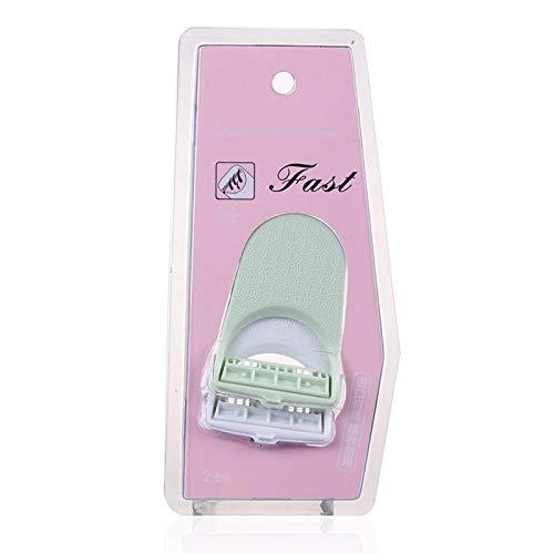 BRZM Werkzeuge für Make-up-Haarschneidemaschine für Damen, mit Haarschneidemaschine für Damen, Epilierer, Handarbeit, für Sicherheitshinweis, Fuzz