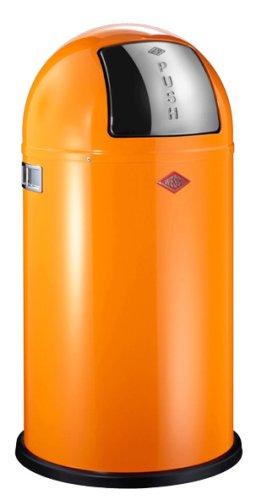wesco-175-831-25-abfallsammler-pushboy-orange