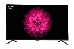 Onida 124.46 cm (50 inches) 4K Ultra HD Smart LED TV 50UIB (Black) (2017 model)