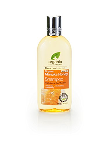 Dr. Organic Manuka Honey Shampooing 265 ml