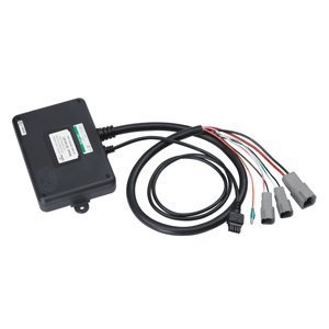 Lenco Control Box, Standard, Tactile Switch by Lenco -